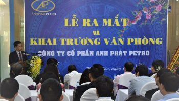 Opening Ceremony of Anh Phat Petro Joint Stock Company