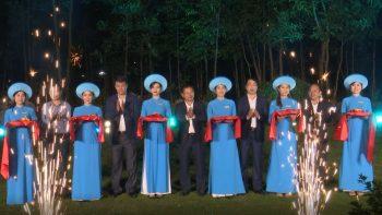Inauguration of the Vida & La Sante Water Plant