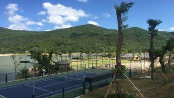 Tennis court (Sports complex)